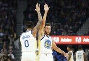 """S.Kerras: """"Curry dabar yra pike psichologiškai ir fiziškai"""""""