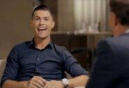 """C.Ronaldo: apie geriausią karjeros įvartį, bet negeresnį už seksą, galėjusį įvykti persikėlimą į """"Arsenal"""", norą turėti daugiau """"auksinių batelių"""" už L.Messį, troškimą atsilyginti """"McDonalds"""" darbuotojoms ir populiarumo kainą"""