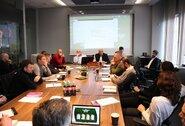 Meistriškumo komisijos posėdyje išrinktos jaunimo rinktinių trenerių kandidatūros