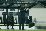 """""""Inter"""" strategas A.Conte džiaugėsi iškovota pergale ir išsaugota viltimi žengti į kitą etapą"""