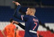 K.Mbappe atskleidė, kodėl neskuba pratęsti su PSG kontrakto