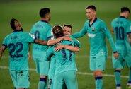 """Barcelona"" iškovojo triuškinamą pergalę"