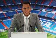 """E.Hazardas: """"Kai atstovauji """"Real"""" klubui, kiekvieną sezoną turi kažką laimėti"""""""