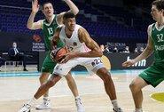"""Lyg į sieną atsitrenkęs """"Žalgiris"""": kas Madride taip išsekino Lietuvos čempionus?"""