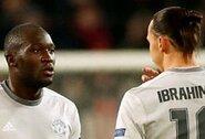 """Z.Ibrahimovičius atskleidė, kokias lažybas pasiūlė R.Lukaku rungtyniaudamas """"Man United"""" klube"""