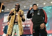 D.Wilderis ar L.Ortizas? Sunkiasvorių bokso žvaigždės pateikė savo prognozes