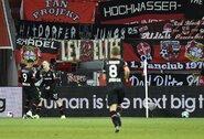 """""""Bayer"""" nesėkmingą seriją vietiniame čempionate nutraukė prieš """"Borussia"""""""