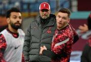 """J.Kloppas prabilo apie atsiveikinimą su """"Liverpool"""""""
