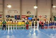 Europos uždarų patalpų riedulio čempionate – dramatiška lietuvių pergalė