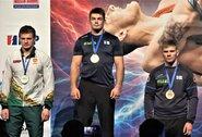 V.Laurinaitis imtynių turnyre Zagrebe užėmė antrą vietą (papildyta)