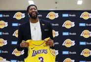 """A.Davisas: """"Krepšininkams rūpi NBA 2k reitingai"""""""