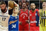 14 žaidėjų, pašauktų aukščiau už K.Leonardą: kas prašovė labiausiai?