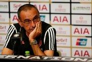 """""""Juventus"""" strategas M.Sarri tikisi daugiau naujų pirkinių"""