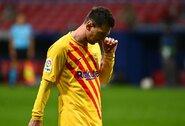 """Trečiąjį pralaimėjimą šiame """"La Liga"""" sezone patyrusi """"Barcelona"""" užfiksavo antirekordą"""