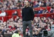 J.Guardiola svajoja apie darbą su rinktine