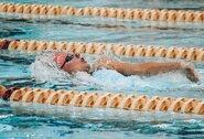 """""""US Open"""" plaukimo varžybose U.Mažutaitytė pagerino Lietuvos rekordą ir priartėjo prie olimpiados"""