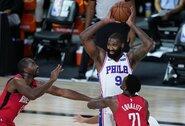 """""""Fenerbahče"""" veda derybas su žinomu su NBA žaidėju"""