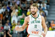 """""""Bleacher Report"""" geriausių NBA žaidėjų reitinge D.Sabonis aplenkė J.Valančiūną"""