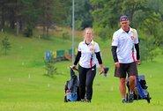 Pasaulio komandų diskgolfo čempionate Lietuva kovos dėl 11-os vietos