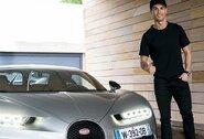 C.Ronaldo įsigijo 9 mln. JAV dolerių kainuojantį automobilį, kurio pagaminta bus vos 10 vienetų