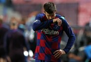 """Apie reikalingus esminius pokyčius """"Barcelona"""" klube kalbėjęs G.Pique: """"Pasiekėme dugną. Aš būsiu pirmasis pasisiūlęs išeiti, jeigu reikės šviežio kraujo"""""""
