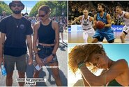 """""""Sportininkai nėra šių laikų vergai"""": po protesto atleistam Vokietijos krepšininkui – siūlymas kreiptis į teismą"""