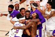 NBA dėl sutrumpėjusio sezono patyrė milžiniškus nuostolius