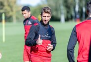"""N.Gorobsovas: """"Stengsiuosi būti naudingas komandai"""""""