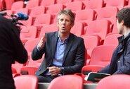"""E.Van Der Saras susidomėjo galimybe sugrįžti į """"Man United"""" klubą"""