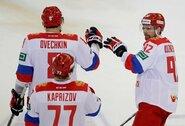 Skandalas ledo ritulyje: IIHF ketveriems metams suspendavo Rusijos rinktinės puolėją J.Kuznetsovą už kokaino vartojimą