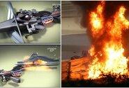 """R.Grosjeano avarija atkurta 3D simuliatoriuje: jį išgelbėjo ne tik """"Halo"""" sistema"""