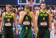 Stovyklos išvakarėse – pasikeitimai Lietuvos krepšinio rinktinės sudėtyje
