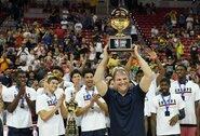 """Grizzlies"" tapo Las Vegaso vasaros lygos čempione"