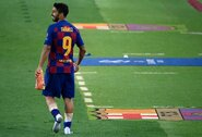 """L.Suarezo drama tęsiasi: """"Barcelona"""" užkirto kelią į """"Atletico"""""""