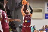 """FIBA Čempionų lyga: """"Lietkabelis"""" po dramatiškos kovos krito prieš """"Dinamo"""""""