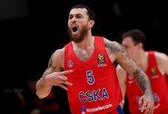 """Įspūdingą kelių minučių atkarpą 12-0 sužaidusi """"Baskonia"""" nepavijo M.Jameso vedamos CSKA"""