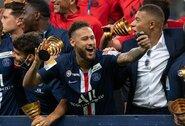 """Čempionų lygos titulą iškovoti trokštantis Neymaras: """"Esu įgijęs geriausią sportinę formą nuo atvykimo į PSG"""""""