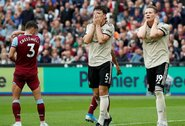 "M.Rashfordą praradęs ""Man United"" krito prieš ""West Ham"""
