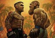 Į UFC narvą grįžtančio charizmatiško C.McGregoro laukia grėsmingas varžovas