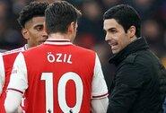 """""""Arsenal"""" treneris: """"Liūdna stebėti, kaip M.Ozilas palieka komandą"""""""