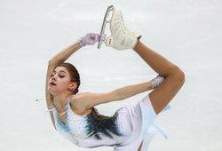 Italijoje krito keturi pasaulio dailiojo čiuožimo rekordai, rusės sukūrė istoriją