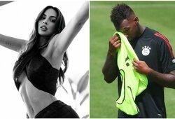 """Tragedija: su J.Boatengu išsiskyrusi mergina rasta negyva, futbolininkas paliko """"Bayern"""" stovyklą prieš pat finalą"""