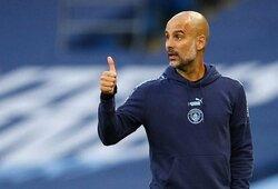 """P.Guardiola išsakė savo nuomonę apie galimą L.Messi atsisveikinimą su """"Barcelona"""""""