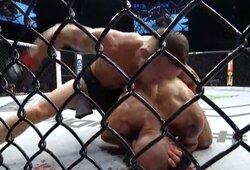 Penktame raunde smūgių krušą į J.Aldo paleidęs P.Janas – naujasis UFC čempionas