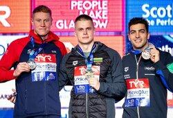 Įspūdinga: Europos plaukimo čempionato medalių įskaitoje Lietuva aplenkė Vokietiją
