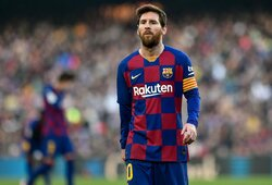 """Verda aistros: vis daugiau tikinčių, kad L.Messi gali atsisveikinti su """"Barcelona"""""""