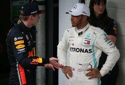 """Baudą gavęs L.Hamiltonas prarado trečią vietą, """"McLaren"""" po 5 metų pertraukos pelnė vietą ant podiumo"""