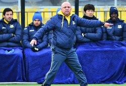 Rusijos futbolo realybė: už algą ir alaus bokalo nenusipirksi?