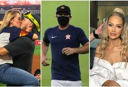 """Čempionas prašo savo gražuolės žmonos pasiaukoti: """"Viso sezono metu – jokių nagų ir plaukų procedūrų"""""""