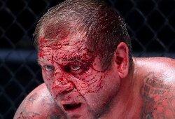 """A.Jemeljanenka: """"Nepripažįstu šio pralaimėjimo, galvojau, kad Maga kovos kaip vyras"""""""